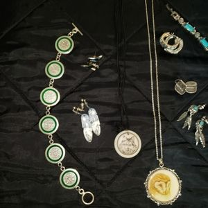 Jewelry - Turquoise and Native (12 total pcs.)